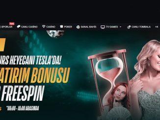 Teslabahis casino oyunları
